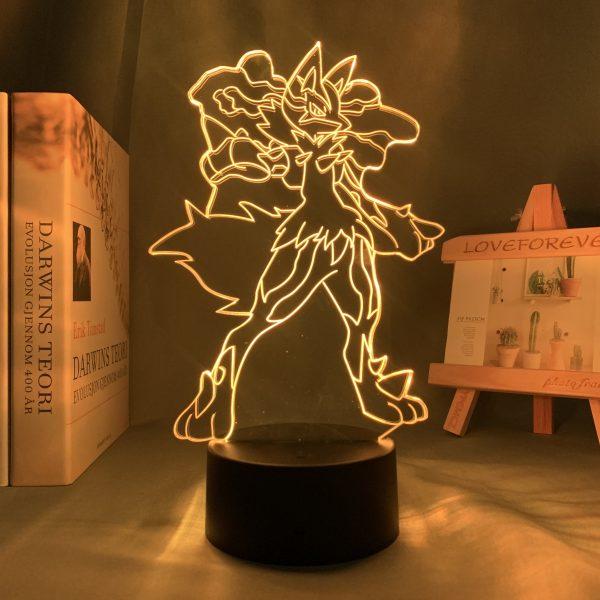 IMG 2363 - Anime 3D lamp