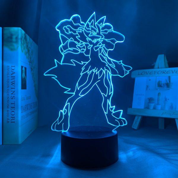 IMG 2364 - Anime 3D lamp