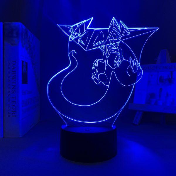 IMG 2382 - Anime 3D lamp