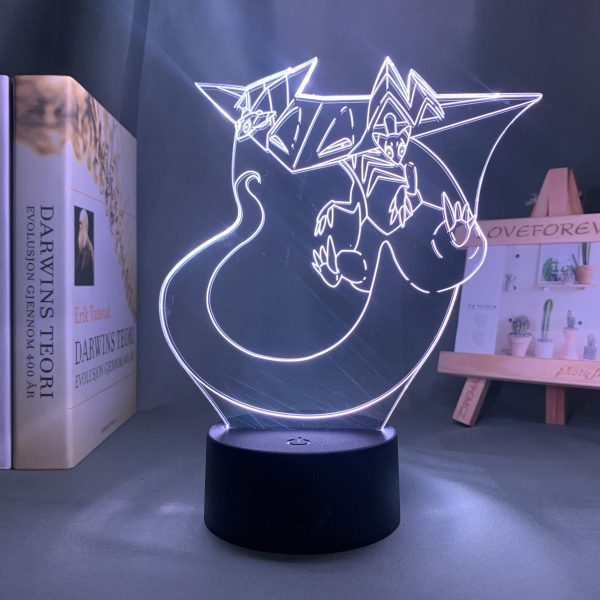 IMG 2383 - Anime 3D lamp