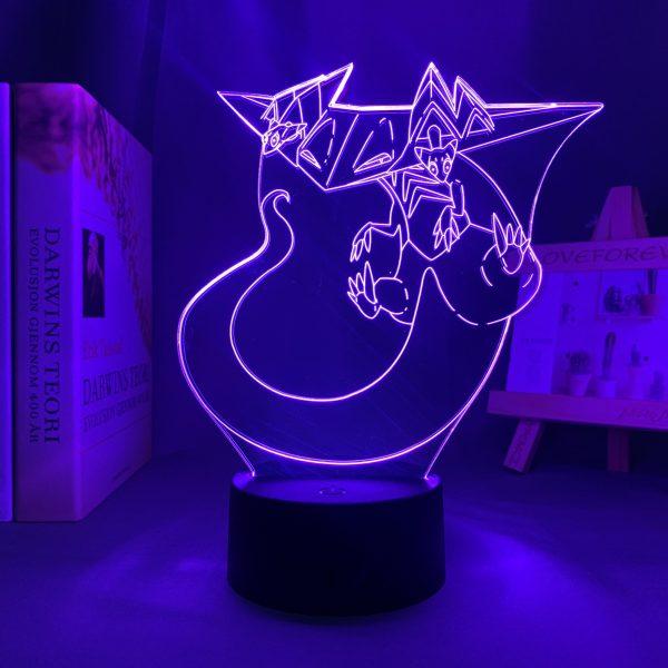 IMG 2386 - Anime 3D lamp