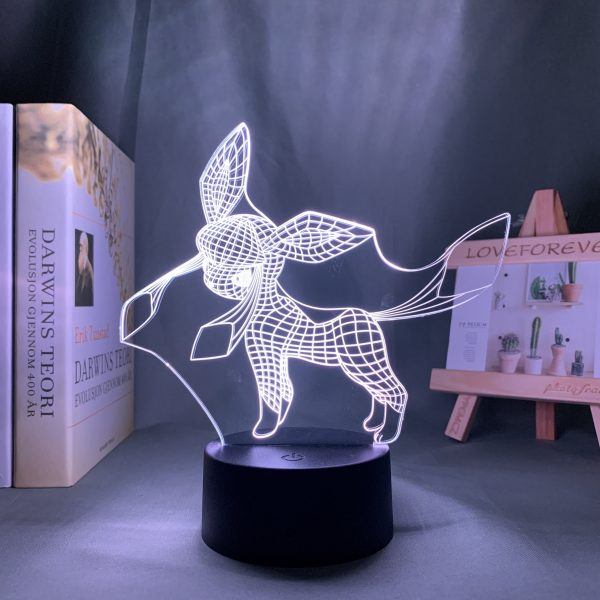 IMG 2404 - Anime 3D lamp