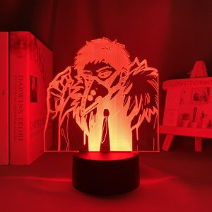 OVERHAUL LED ANIME LAMP (MY HERO ACADEMIA) Otaku0705 TOUCH Official Anime Light Lamp Merch