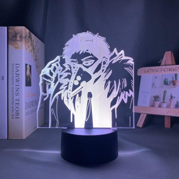 IMG 2564 - Anime 3D lamp