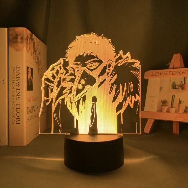 IMG 2565 - Anime 3D lamp