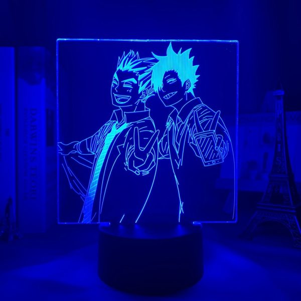 IMG 2573 - Anime 3D lamp