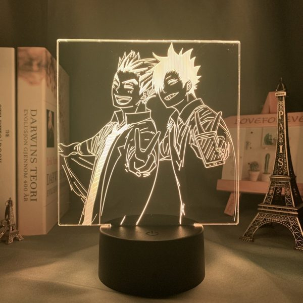 IMG 2575 - Anime 3D lamp