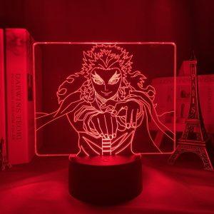 RENGOKU'S SERENITY LED ANIME LAMP (DEMON SLAYER) Otaku0705 TOUCH +(REMOTE) Official Anime Light Lamp Merch