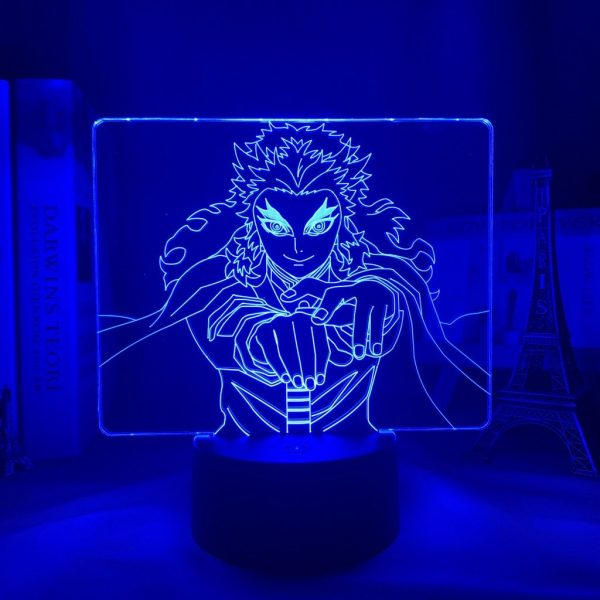 IMG 2595 - Anime 3D lamp