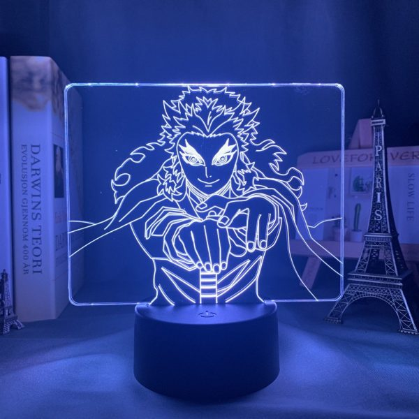 IMG 2596 - Anime 3D lamp