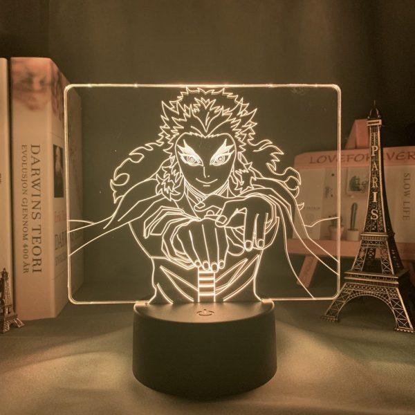 IMG 2597 - Anime 3D lamp