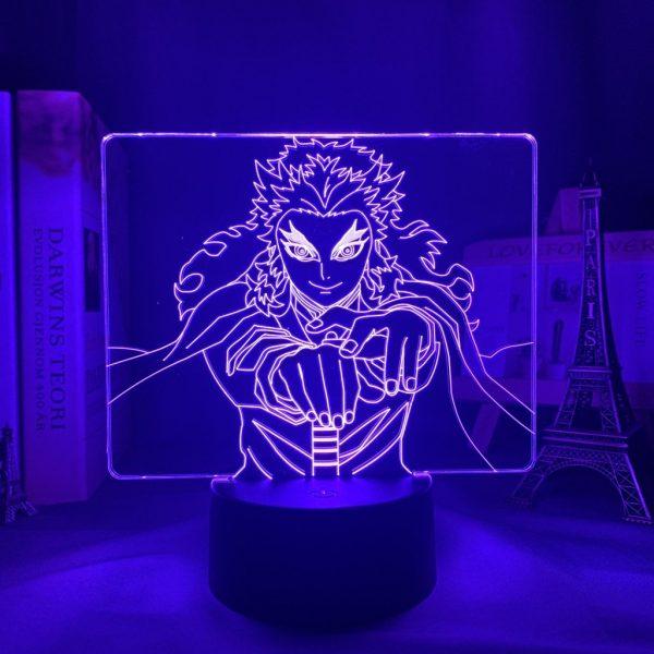 IMG 2599 - Anime 3D lamp