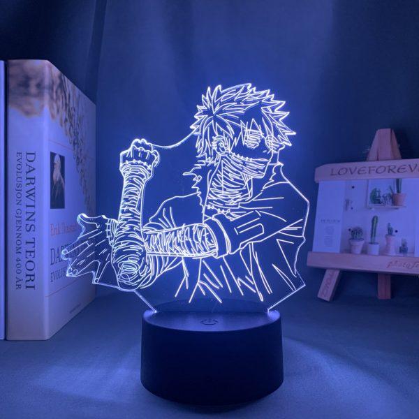 IMG 2716 - Anime 3D lamp