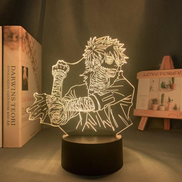 IMG 2717 - Anime 3D lamp