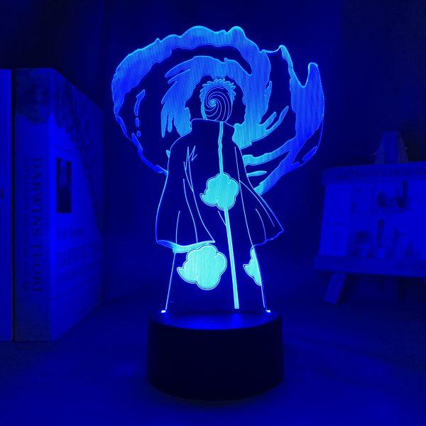 IMG 2732 - Anime 3D lamp