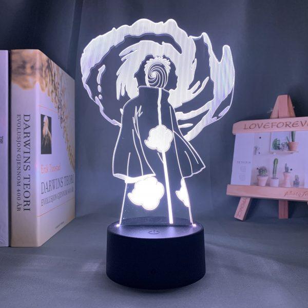 IMG 2733 - Anime 3D lamp