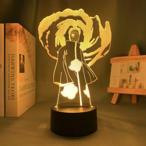 IMG 2734 - Anime 3D lamp