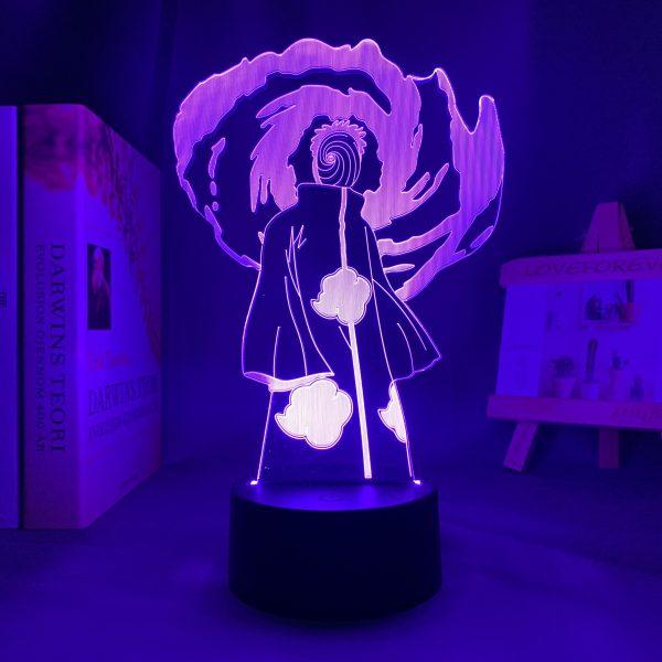 IMG 2736 - Anime 3D lamp