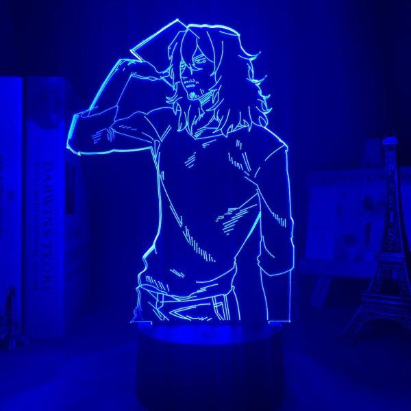IMG 2747 - Anime 3D lamp
