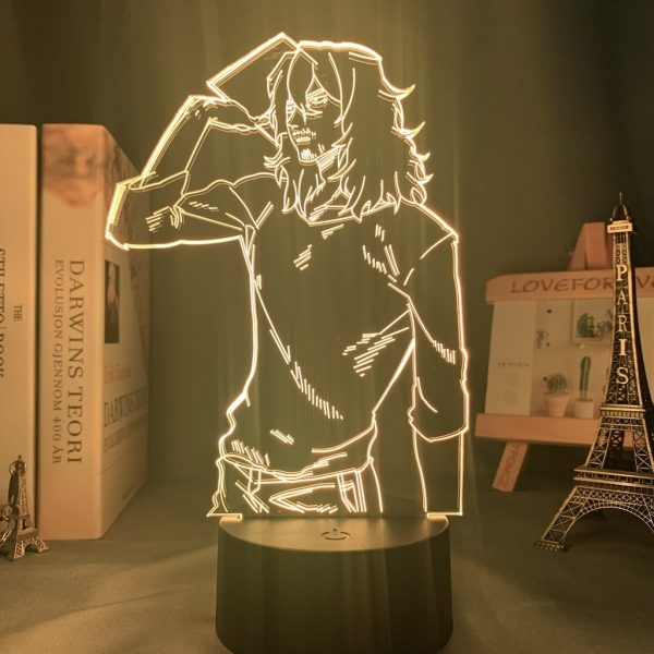IMG 2749 - Anime 3D lamp