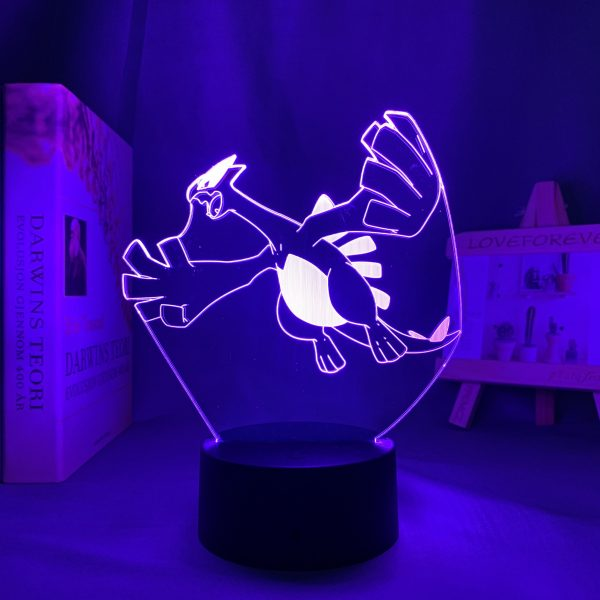 IMG 2790 - Anime 3D lamp