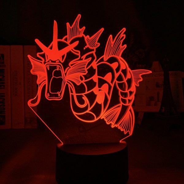 GYARADOS LED ANIME LAMP (POKEMON) Otaku0705 TOUCH Official Anime Light Lamp Merch