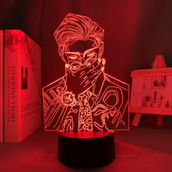 NANAMI LED ANIME LAMP (JUJUTSU KAISEN) Otaku0705 TOUCH Official Anime Light Lamp Merch