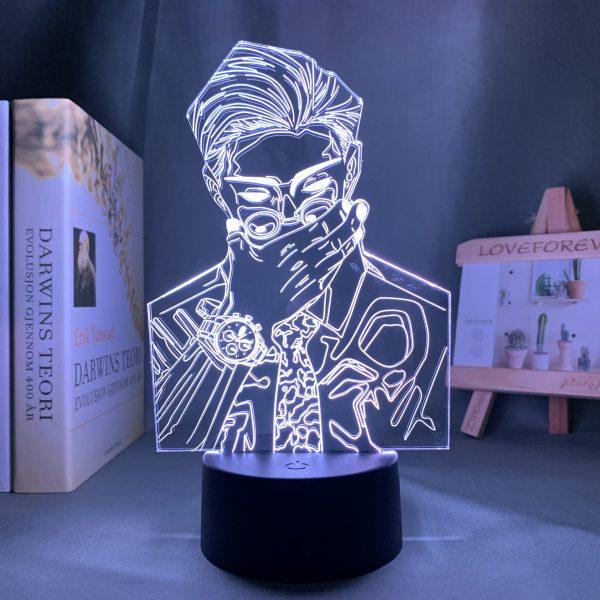 IMG 2813 - Anime 3D lamp