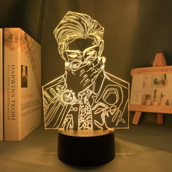 IMG 2814 - Anime 3D lamp