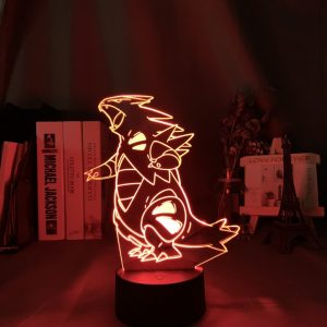 TYRANITAR LED ANIME LAMP (POKEMON) Otaku0705 TOUCH +(REMOTE) Official Anime Light Lamp Merch