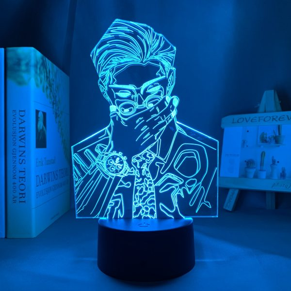 IMG 2815 - Anime 3D lamp