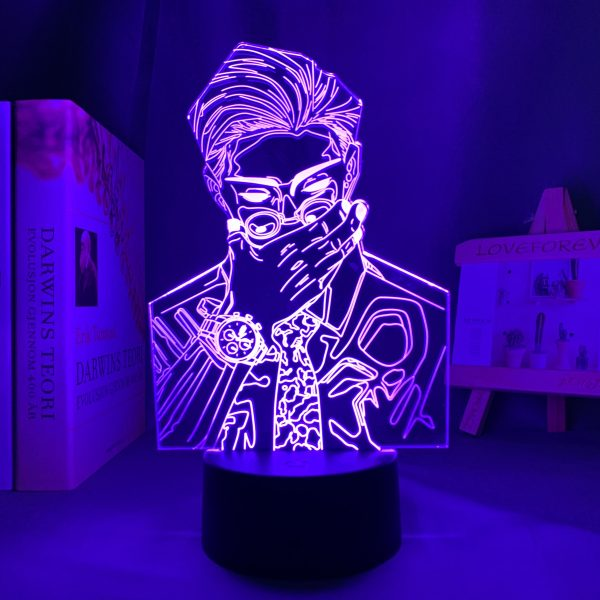 IMG 2816 - Anime 3D lamp