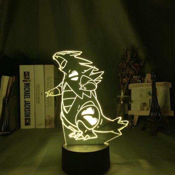 IMG 2818 - Anime 3D lamp