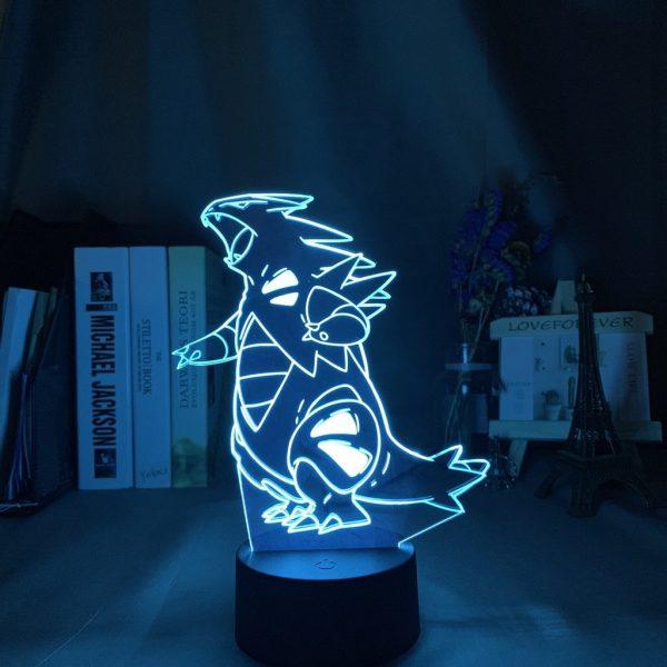 IMG 2819 - Anime 3D lamp