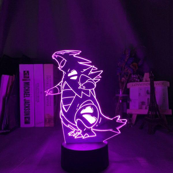 IMG 2820 - Anime 3D lamp
