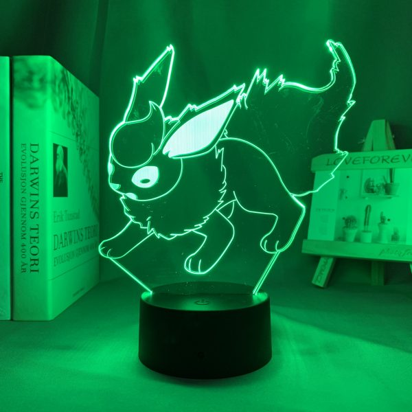 IMG 2833 - Anime 3D lamp