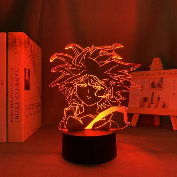 KILLUA GODSPEED LED ANIME LAMP (HUNTER X HUNTER) Otaku0705 TOUCH +(REMOTE) Official Anime Light Lamp Merch