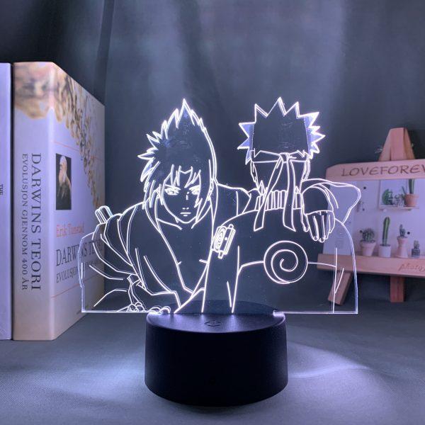 IMG 2906 - Anime 3D lamp