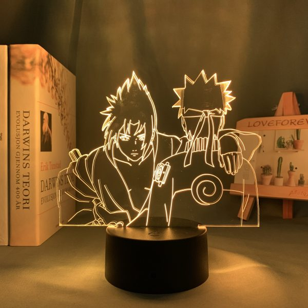 IMG 2907 - Anime 3D lamp