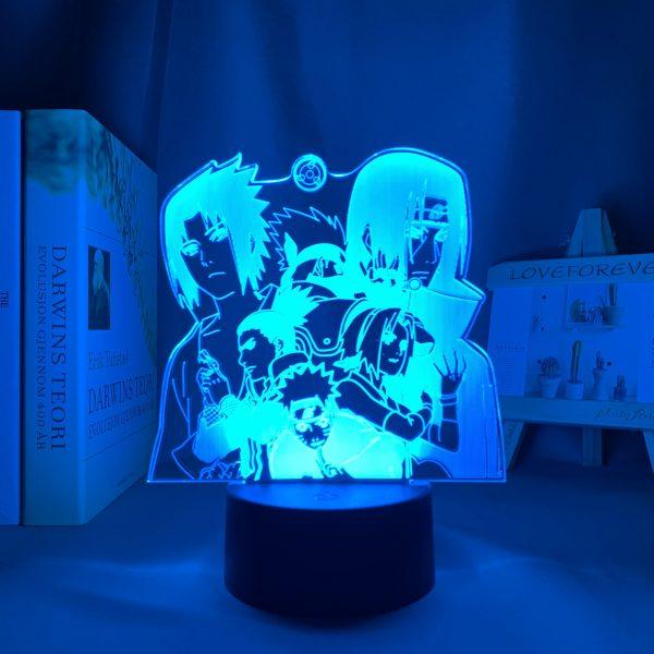 IMG 2938 - Anime 3D lamp