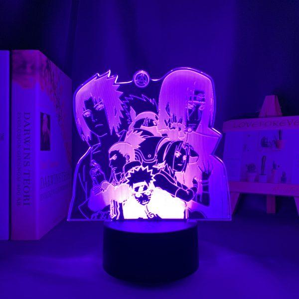 IMG 2939 - Anime 3D lamp