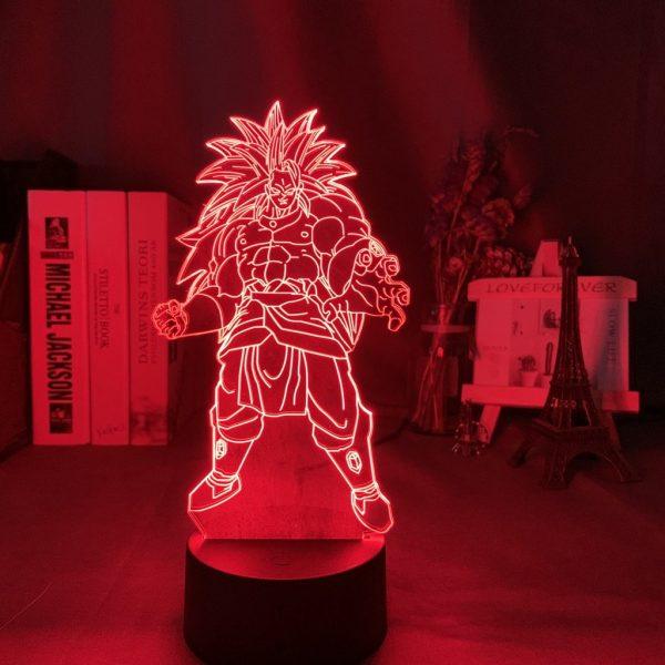 G.O.A.T. GOKU LED ANIME LAMP (DBZ) Otaku0705 TOUCH +(REMOTE) Official Anime Light Lamp Merch