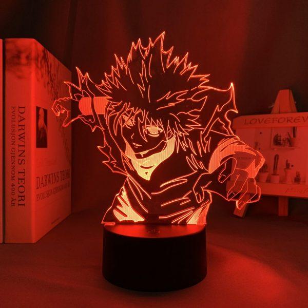 GOD SPEED + KILLUA LED ANIME LAMP (HUNTER X HUNTER) Otaku0705 TOUCH +(REMOTE) Official Anime Light Lamp Merch