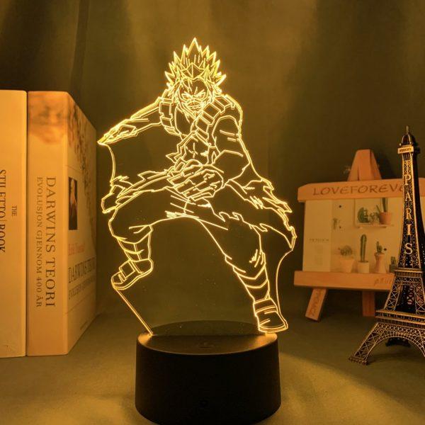 IMG 2993 - Anime 3D lamp