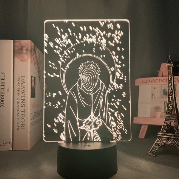 IMG 3003 - Anime 3D lamp