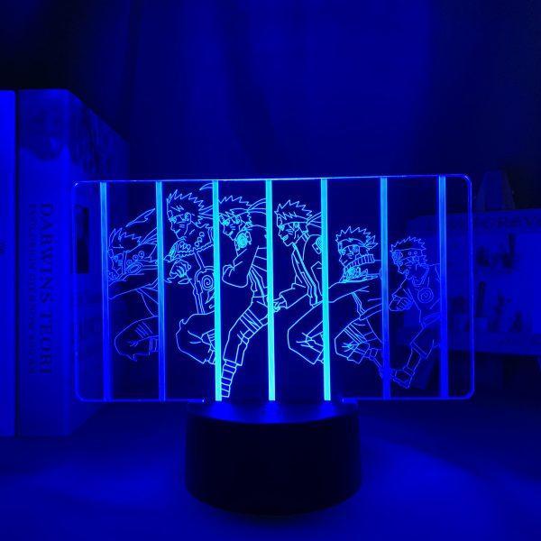 IMG 3013 - Anime 3D lamp