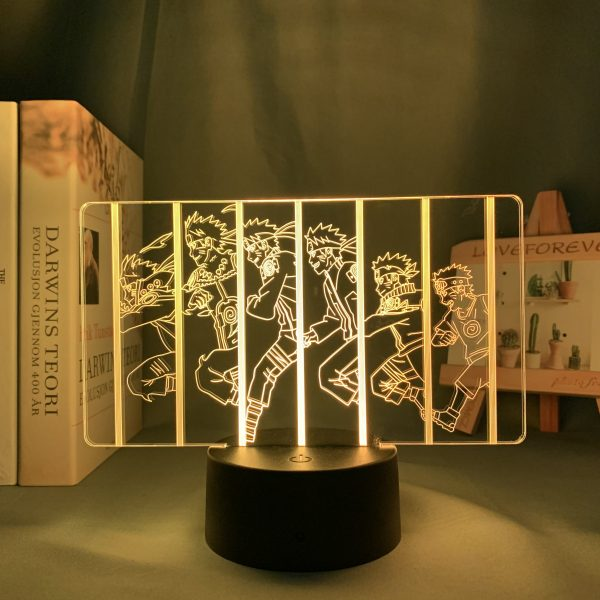 IMG 3015 - Anime 3D lamp