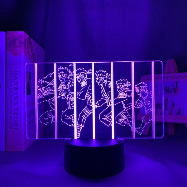 IMG 3017 - Anime 3D lamp