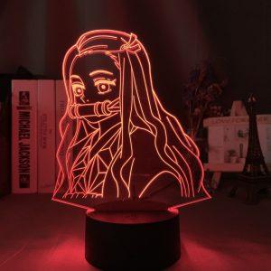 NEZOKU LED ANIME LAMP (DEMON SLAYER) Otaku0705 TOUCH Official Anime Light Lamp Merch
