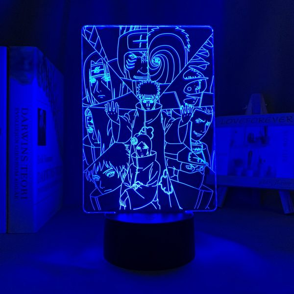 IMG 3021 - Anime 3D lamp